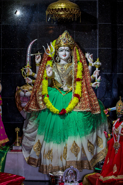 Hindu Society Of Central Florida Sri Durga Devi
